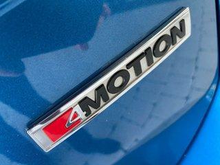 2017 Volkswagen Tiguan 110TDI - Comfortline Caribbean Blue Sports Automatic Dual Clutch Wagon