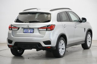 2020 Mitsubishi ASX XD MY20 LS 2WD Sterling Silver 1 Speed Constant Variable Wagon