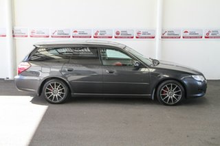 2007 Subaru Liberty MY08 2.5I Heritage 4 Speed Auto Elec Sportshift Wagon