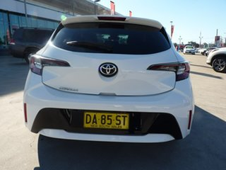 2020 Toyota Corolla Mzea12R Ascent Sport White 10 Speed Constant Variable Hatchback