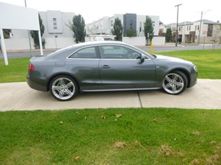 2011 Audi A5 8T Grey Sports Automatic Dual Clutch Coupe.