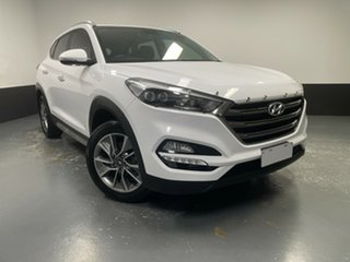 2017 Hyundai Tucson TL2 MY18 Elite 2WD Pure White 6 Speed Sports Automatic Wagon