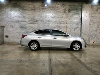2015 Nissan Pulsar B17 Series 2 ST Silver 1 Speed Constant Variable Sedan