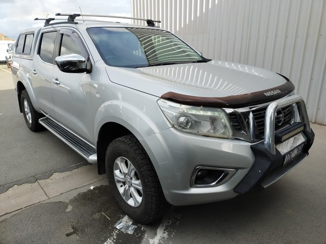 Used Nissan Navara D23 ST Horsham, 2015 Nissan Navara D23 ST 7 Speed Sports Automatic Utility
