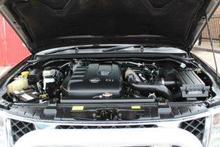 2009 Nissan Navara D40 ST-X (4x4) Grey 5 Speed Automatic Dual Cab Pick-up