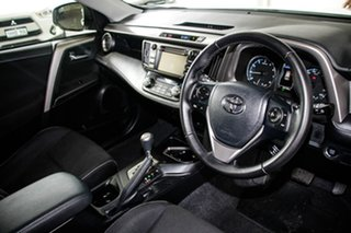 2015 Toyota RAV4 ZSA42R MY16 GXL (2WD) Crystal Pearl Continuous Variable Wagon