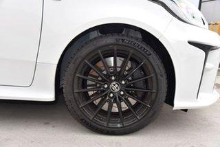2021 Toyota Yaris Gxpa16R GR White 6 Speed Manual Hatchback