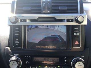 2017 Toyota Landcruiser Prado GDJ150R GXL Graphite 6 Speed Manual Wagon