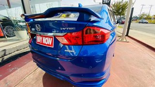 2016 Honda City GM MY17 Limited Edition 7 Speed Constant Variable Sedan