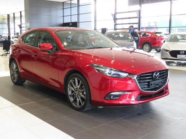 Used Mazda 3 BN5438 SP25 SKYACTIV-Drive Astina Edwardstown, Mazda 3 SP25 SKYACTIV-Drive Astina Hatchback