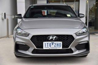 2020 Hyundai i30 PD.V4 MY21 N Line D-CT Silver 7 Speed Sports Automatic Dual Clutch Hatchback