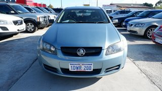 2008 Holden Commodore VE MY09 Omega Blue 4 Speed Automatic Sedan.