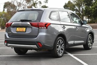 2017 Mitsubishi Outlander ZL MY18.5 ES AWD Silver 6 Speed Constant Variable Wagon
