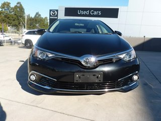 2018 Toyota Corolla ZRE182R Ascent Sport S-CVT Ink 7 Speed Constant Variable Hatchback.