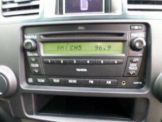2009 Toyota Kluger GSU40R KX-R (FWD) 5 Seat Graphite 5 Speed Automatic Wagon