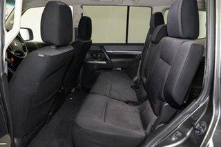 2017 Mitsubishi Pajero NX MY17 GLX Grey 5 Speed Sports Automatic Wagon