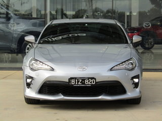 2017 Toyota 86 ZN6 GTS Silver 6 Speed Sports Automatic Coupe.