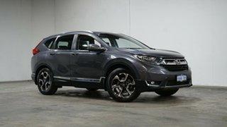 2017 Honda CR-V RW MY18 VTi-L FWD Grey 1 Speed Constant Variable Wagon.