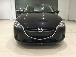2015 Mazda 2 DJ2HAA Maxx SKYACTIV-Drive Black/dj 6 Speed Sports Automatic Hatchback