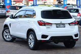 2019 Mitsubishi ASX XD MY20 ES 2WD ADAS White 1 Speed Constant Variable Wagon.