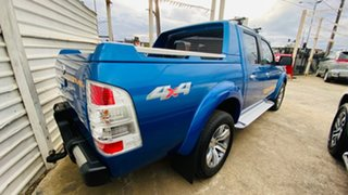 2009 Ford Ranger PK Wildtrak Crew Cab Blue 5 Speed Automatic Utility