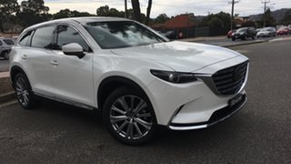 2021 Mazda CX-9 TC Azami LE SKYACTIV-Drive i-ACTIV AWD White Pearl 6 Speed Sports Automatic Wagon.