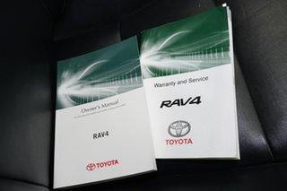 2018 Toyota RAV4 ASA44R Cruiser AWD White 6 Speed Sports Automatic Wagon