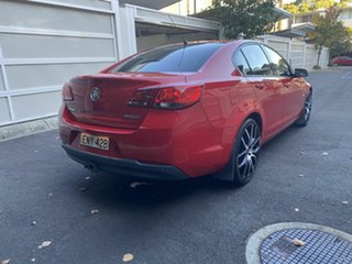 2014 Holden Commodore VF MY14 Evoke Red 6 Speed Sports Automatic Sedan