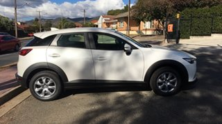 2021 Mazda CX-3 DK2W76 Neo SKYACTIV-MT FWD Sport White Pearl 6 Speed Manual Wagon