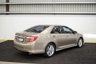 2013 Toyota Camry ASV50R Atara SL Gold 6 Speed Sports Automatic Sedan