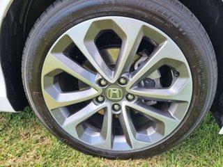 2018 Honda Accord 9th Gen MY17 VTi-L White 5 Speed Sports Automatic Sedan