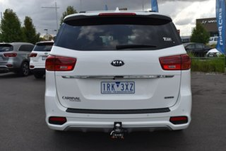 2019 Kia Carnival YP MY20 Platinum White 8 Speed Sports Automatic Wagon