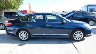 2011 Nissan Maxima J32 350 X-tronic ST-S Blue 6 Speed Constant Variable Sedan