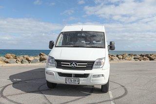 2016 LDV V80 Mid Roof LWB White 6 Speed Automated Manual Van