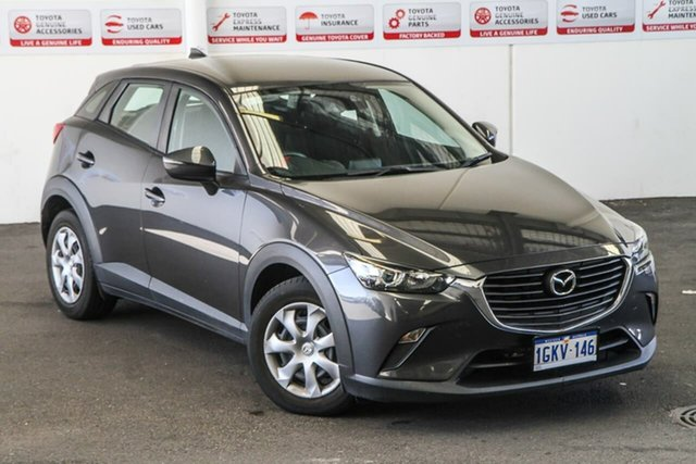 Pre-Owned Mazda CX-3 DK Neo (FWD) Myaree, 2017 Mazda CX-3 DK Neo (FWD) 6 Speed Automatic Wagon