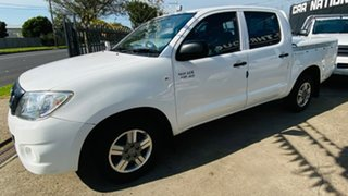 2008 Toyota Hilux GGN15R MY08 SR 4x2 5 Speed Automatic Utility