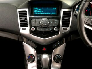 2011 Holden Cruze JH Series II MY12 SRi Black 6 Speed Sports Automatic Hatchback