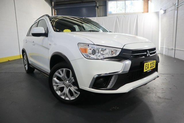 Used Mitsubishi ASX XC MY19 ES 2WD Castle Hill, 2019 Mitsubishi ASX XC MY19 ES 2WD White 1 Speed Constant Variable Wagon