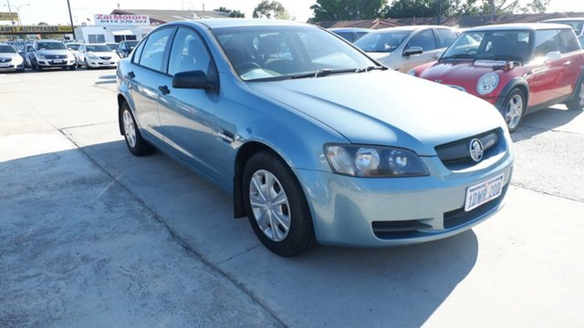 Used Holden Commodore VE MY09 Omega St James, 2008 Holden Commodore VE MY09 Omega Blue 4 Speed Automatic Sedan