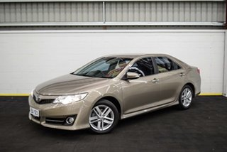 2013 Toyota Camry ASV50R Atara SL Gold 6 Speed Sports Automatic Sedan.