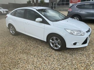 2012 Ford Focus LW Trend 6 Speed Automatic Sedan.