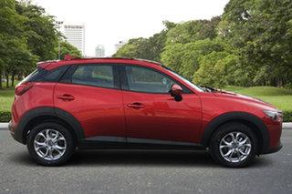 2021 Mazda CX-3 DK2W7A Maxx SKYACTIV-Drive FWD Sport Soul Red 6 Speed Sports Automatic Wagon.