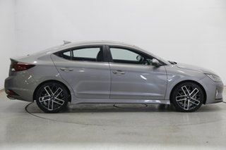 2020 Hyundai Elantra AD.2 MY20 Sport DCT Premium Fluidic Metal 7 Speed Sports Automatic Dual Clutch