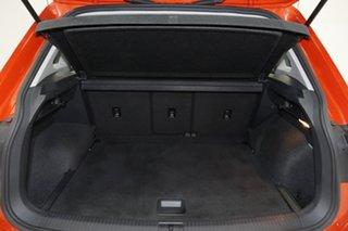 2016 Volkswagen Tiguan 5N MY17 132TSI DSG 4MOTION Comfortline Orange 7 Speed