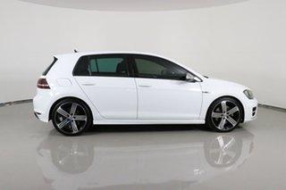 2016 Volkswagen Golf AU MY17 R White 6 Speed Direct Shift Hatchback