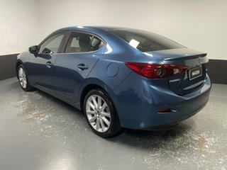 2019 Mazda 3 BN5236 SP25 SKYACTIV-MT Blue 6 Speed Manual Sedan