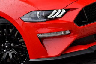 2019 Ford Mustang FN 2019MY GT Red 10 Speed Sports Automatic Fastback