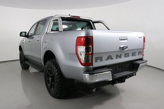 2020 Ford Ranger PX MkIII MY20.75 XLT 3.2 (4x4) Silver 6 Speed Automatic Double Cab Pick Up