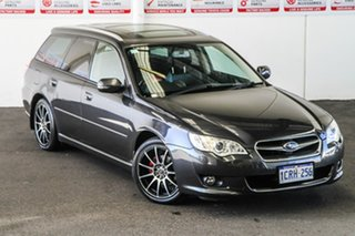 2007 Subaru Liberty MY08 2.5I Heritage 4 Speed Auto Elec Sportshift Wagon.