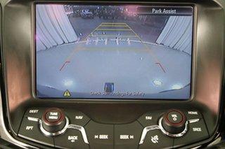 2016 Holden Ute Vfii MY16 SV6 Black Edition Blue 6 Speed Automatic Utility